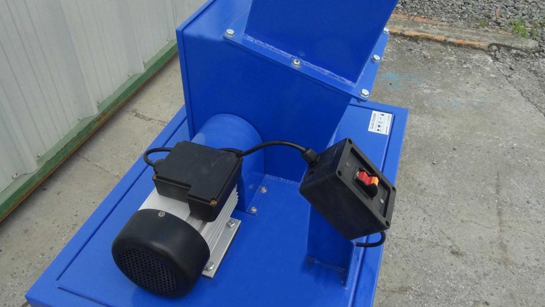 Accionamiento por motor eléctrico