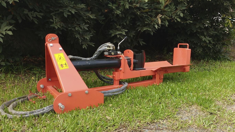 Accionamiento por toma de fuerza del tractor