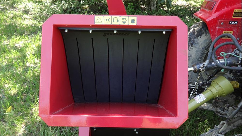Caja de alimentación (AxLxA) 1000 × 400 × 350 mm