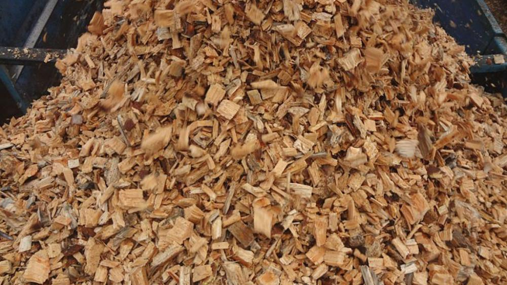 Cavacos de madeira picados pelo PTML 350/550x800