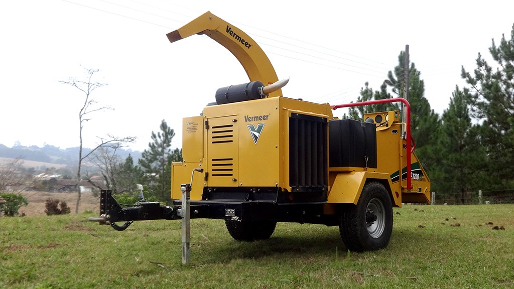 Chipper Woods Vermeer BC1200XL