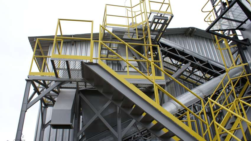 Conveyor belts - external view