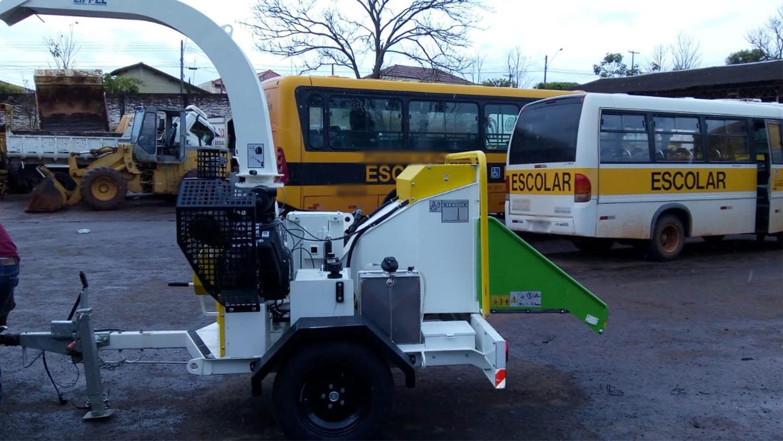 Design compacto para fácil transporte