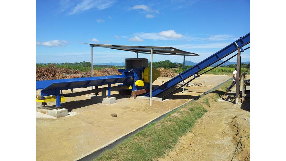 Developed to help in solid waste recycling