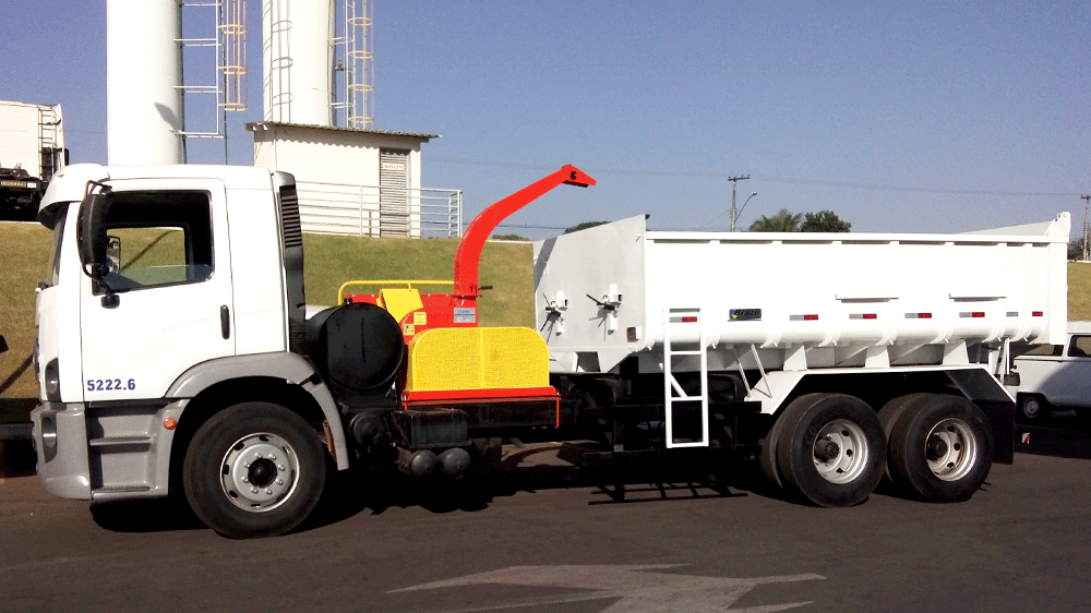 Discharge directly on truck