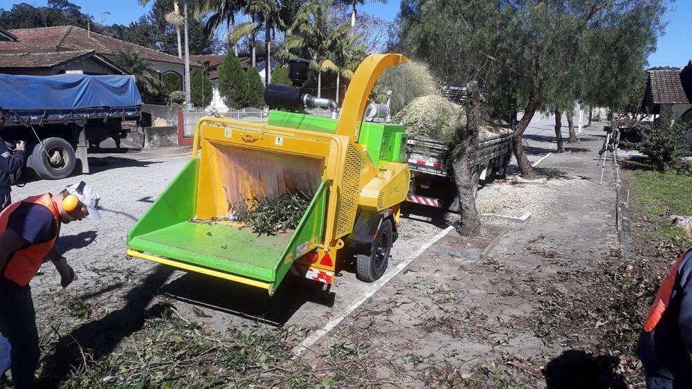 Fácil processamento de resíduos orgânicos
