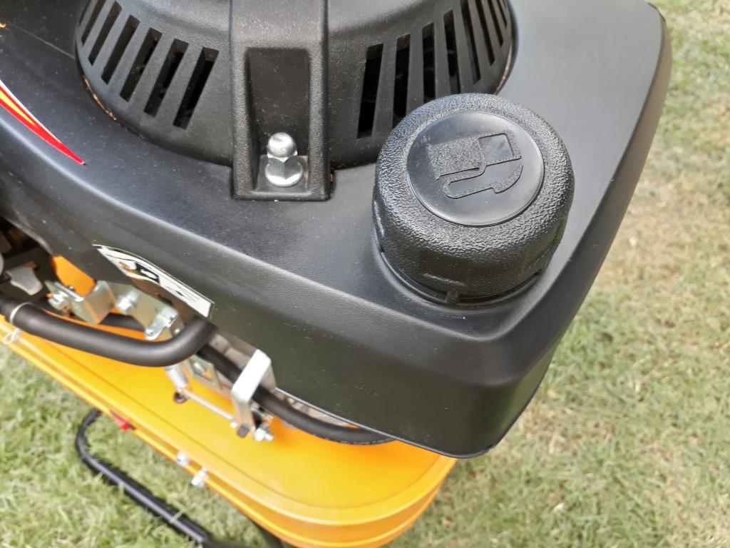 Fuel consumption 0.5 l / h
