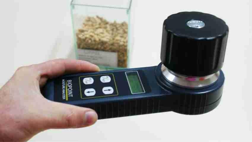 Medição de umidade