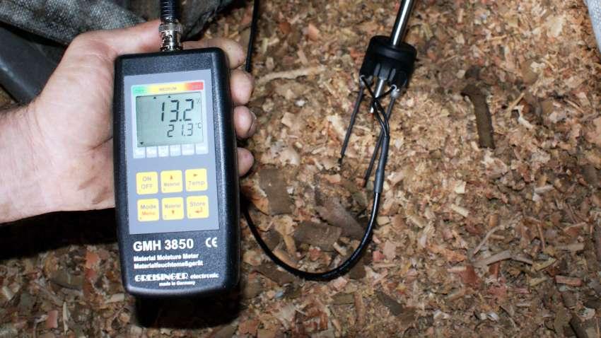 Moisture meter GMH 3850