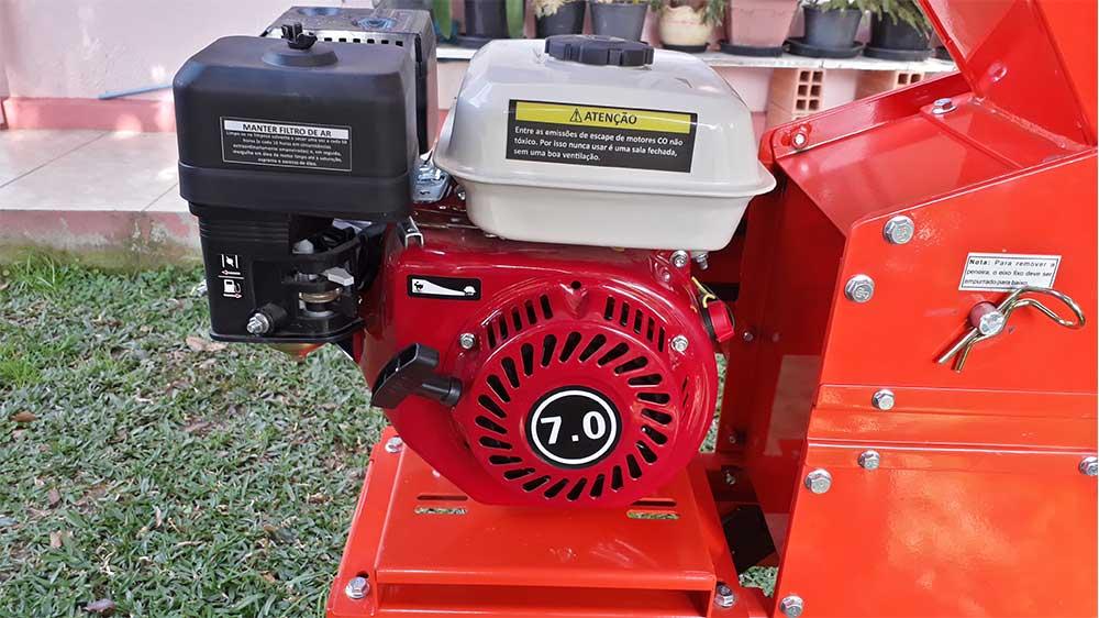 Motor a gasolina 7HP