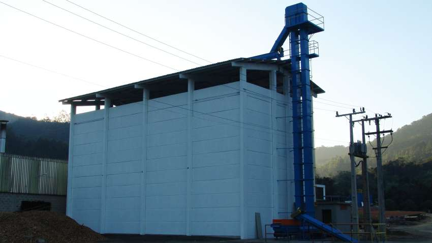 Mugs lifts for Bulk Materials