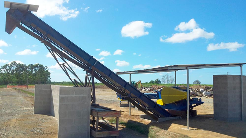 outfeed conveyor PTL 250 / 400x600