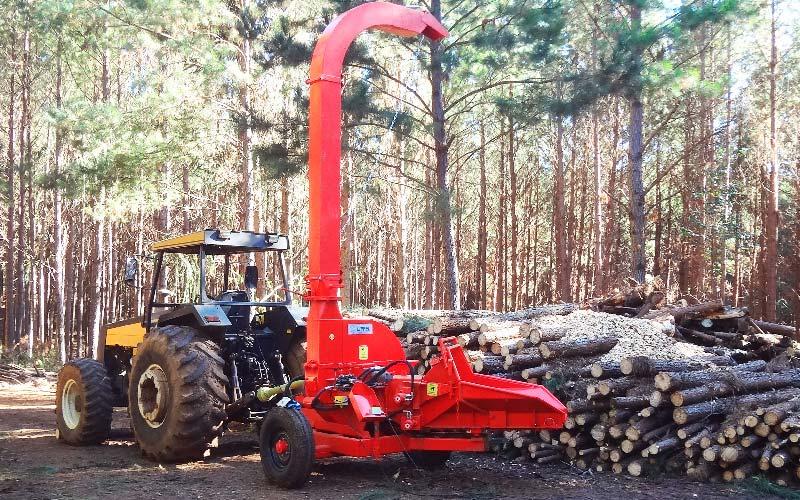 PDF 320 HDR EA-  Ideal para el chipeo forestal