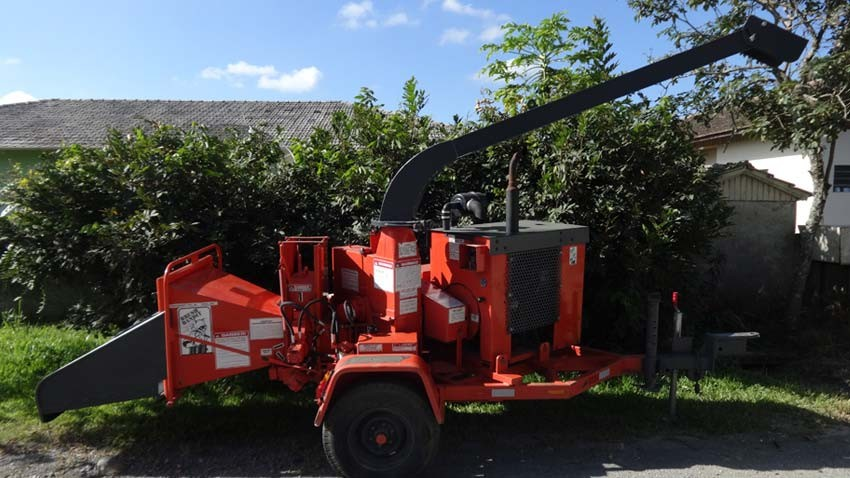 Picador - Bandit branches crusher for sale or lease