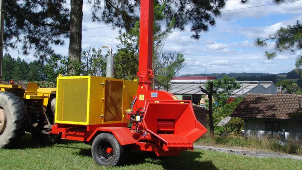 Picador de Madeira Florestal PDF 320 HDR EAM