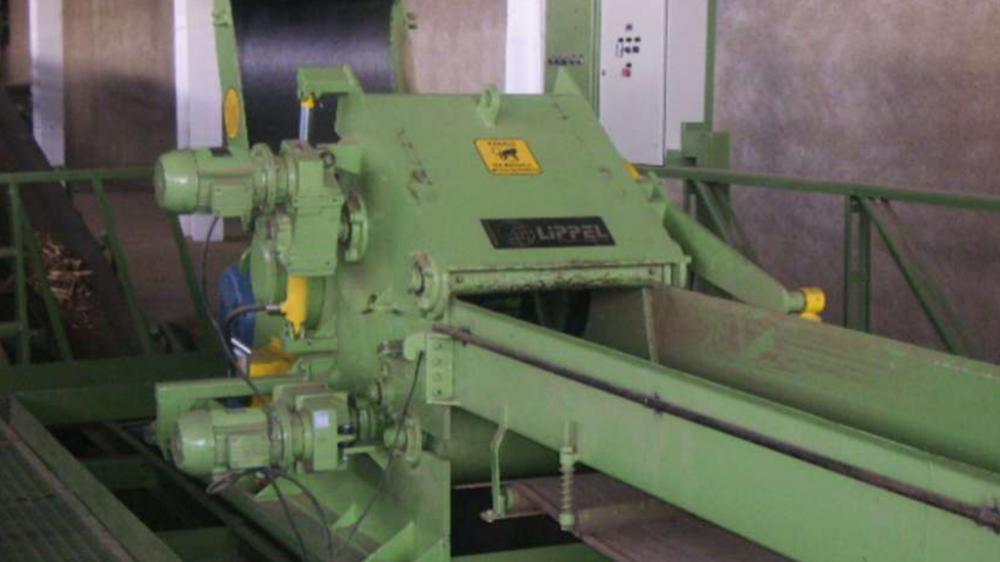 Picador de madeira PTL 240 x 600