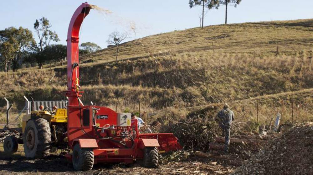 Picador Florestal a Tambor PFL 400 x 700 T