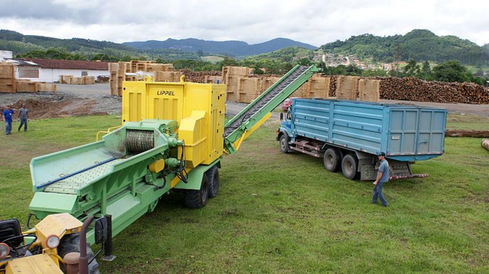 Picador Forestal PTML 350/550 x 800