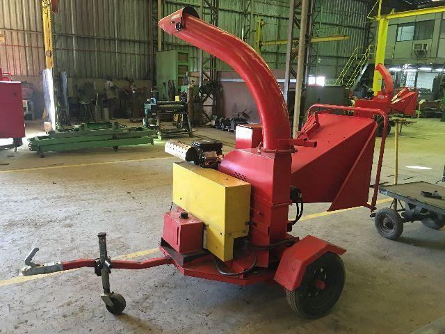Picador - Triturador de Galhos BearCat