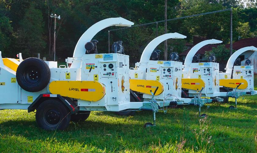 PTU 300 - Motor a Diesel 60HP - 85HP