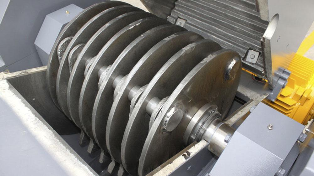 Rotor del molino