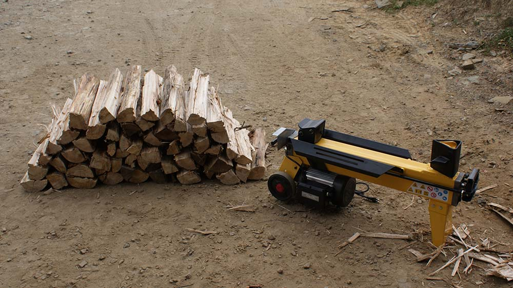 Splitted logs