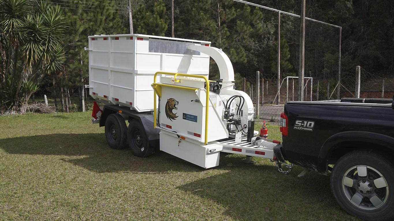 Tamanho compacto para transporte