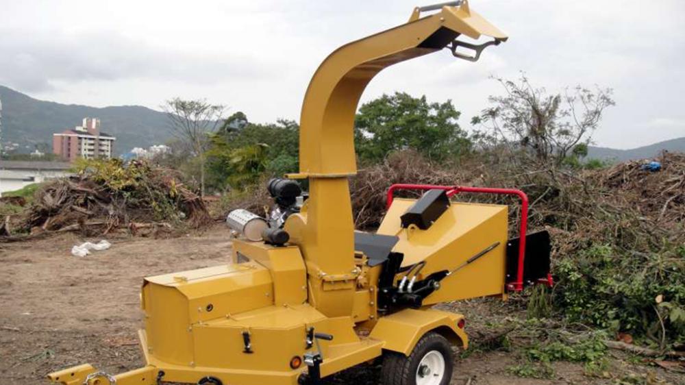 Triturador de galhos PDR 200