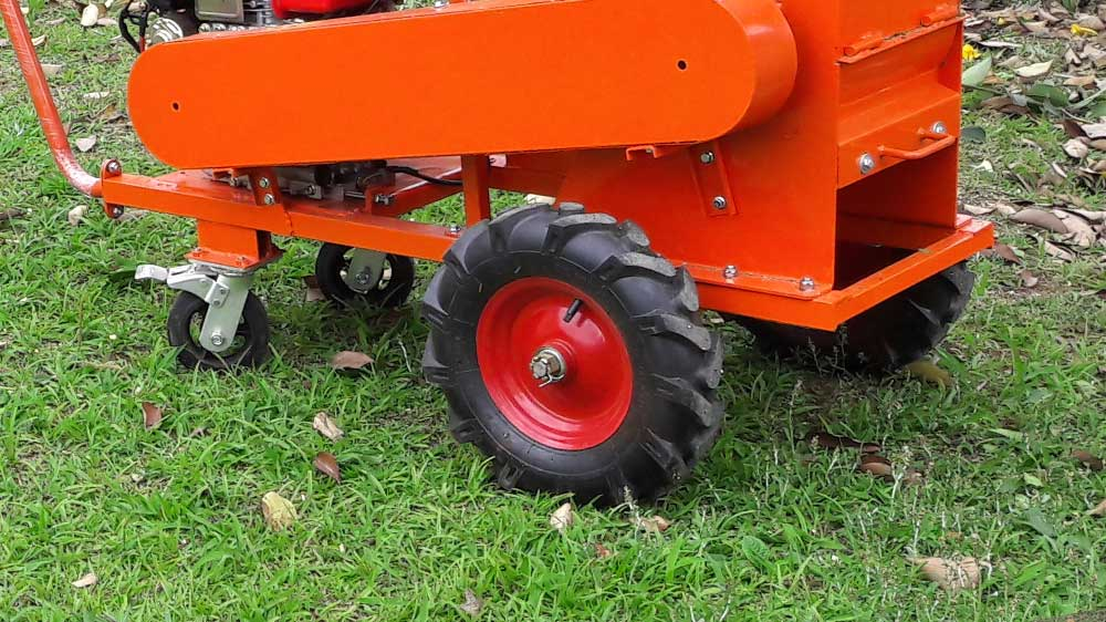 Wheels to move on difficult terrain