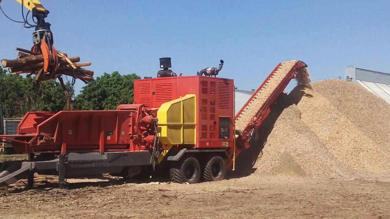 Heavy duty equipament for extreme enviroments