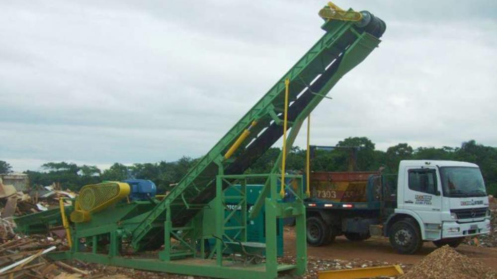 wood chipper for wood recycling PTL 240x600 Roll On
