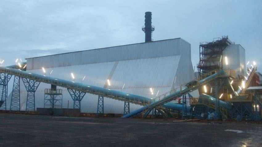 Maquinaria y equipo para el manejo de la biomasa.